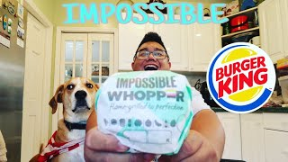 Burger King's Impossible Burger | Food Review