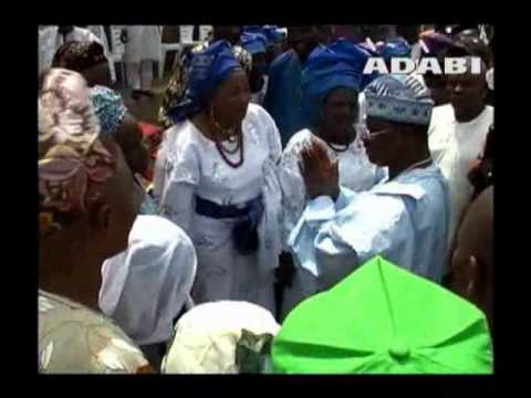 LADOJA,  people's choice for Oyo State