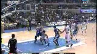 Petron Blaze vs Rain or Shine (Governors Cup Semifinals Game 4 - October 7, 2013) 3rd Quarter
