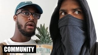 When You Walk In On A Robbery ft. Longbeachgriffy | All Def Community
