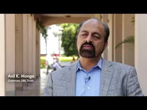Heavenly Palace -Senior Citizens Home - Chairman Anil K. Monga (DBCT)