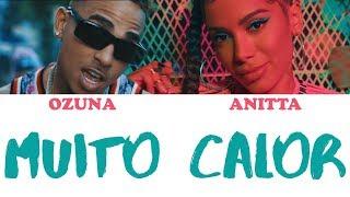 Baixar Muito Calor - Ozuna   Karaoke, Instrumental Letra (ft. Anitta)