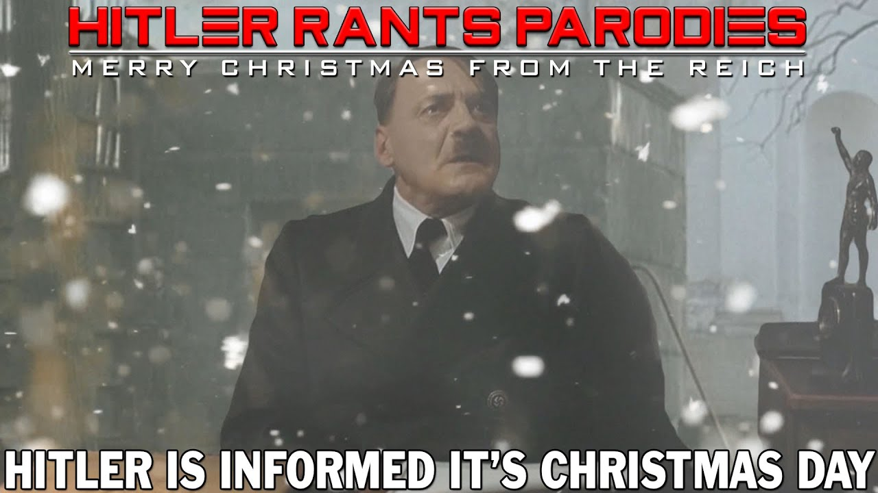 Hitler is informed it's Christmas Day (2020)