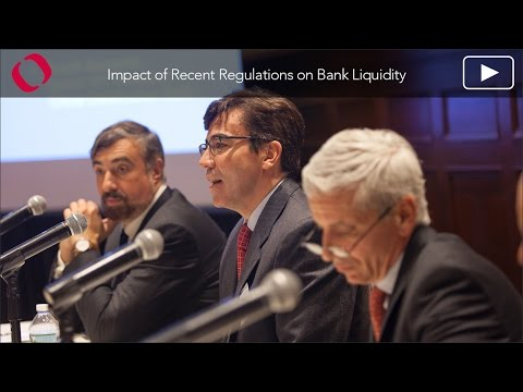 Impact of Recent Regulations on Bank Liquidity - Quantifi NYC Risk Conference
