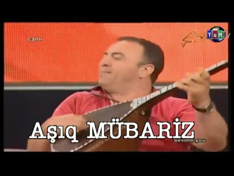Asiq Mubariz  - Sevimli Şou 10.08.2015