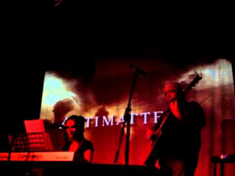 Antimatter - Live In Barcelona - Uniformed & Black