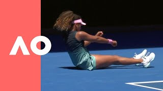 'Are you alright?' No-omi Osaka sees the lighter side   Australian Open 2019