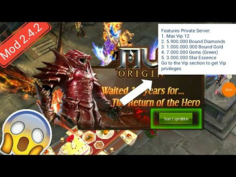 [Mod v2 4 2] MU Origin/MU Titan - Hack Mod Apk (Unlimited Bound zen,Max Vip  and More) | SynoPlayz