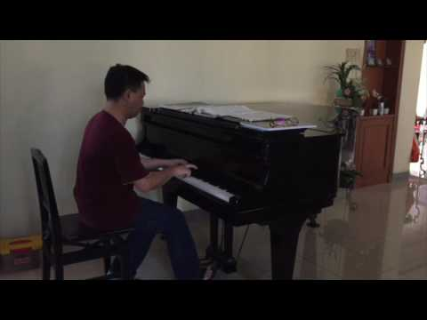 Chopin Etude Op 10No 4