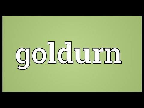 Header of goldurn
