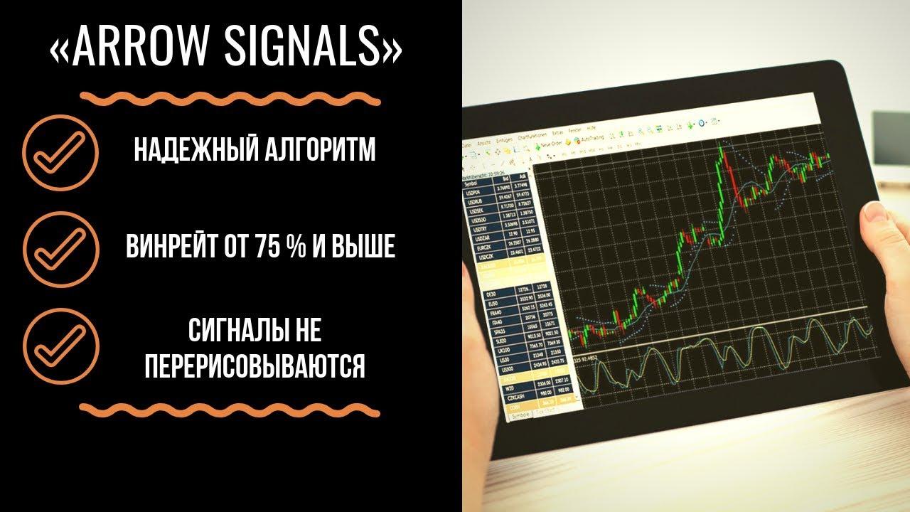 Форекс Индикатор Будущего «Arrow Signals» | бинарные опционы возврат до