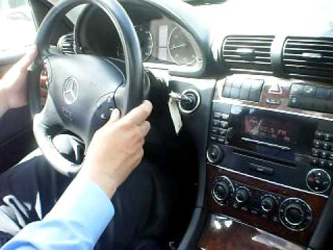 2006 Mercedes Benz C Class C280 Luxury Sedan Testdrive