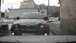 Реальные проблемы, быдло на BMW X6/