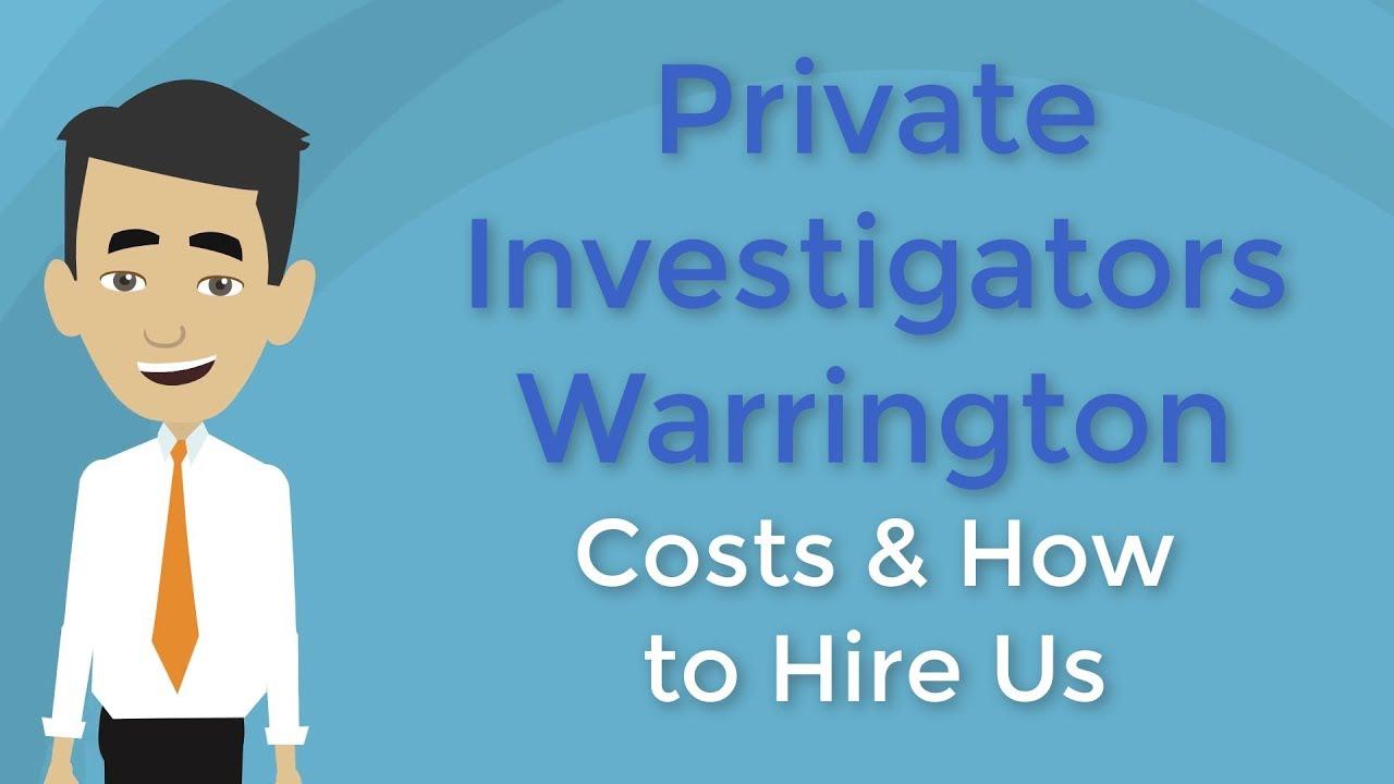 Private Investigators Warrington Affordable Private ...