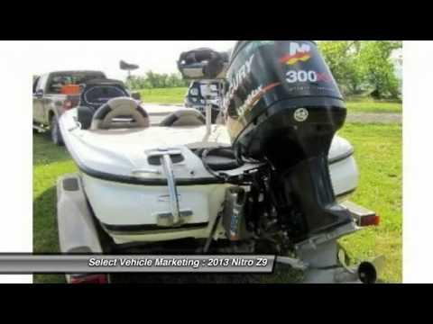 2013 Nitro Z9 BC1707DT1