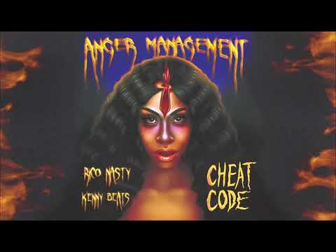 Rico Nasty & Kenny Beats - Cheat Code feat. Baauer [Official Audio]