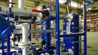 Теплообменное оборудование Ридан: пластинчатые теплообменники, блочные тепловые пункты(, 2014-12-01T08:30:17.000Z)