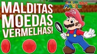 AS MALDITAS MOEDAS VERMELHAS! - SUPER MARIO 664 #05