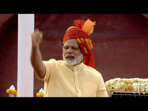 Jai Hind Chants Echo at the Ramparts of Red Fort | 71st Independence Day Celebrations