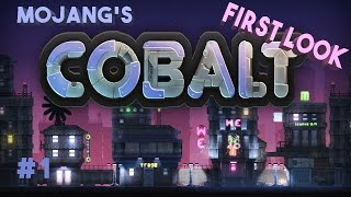 Cobalt Gameplay - Mojang's Third Release - 2D Side-Scrolling Mayhem - First Look - Part 1