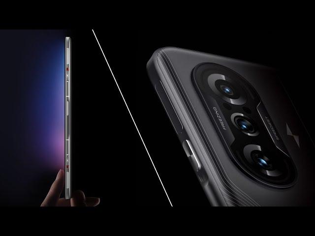 Redmi Gaming Phone - Dimensity 1200 & 144Hz OLED!!!