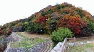 鳥取城の紅葉 トットリ街歩き 鳥取城 検索動画 24