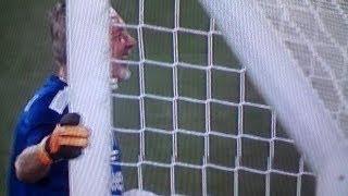 Juventus Atalanta 1 0 - Mitico Tacconi siparietto a fine primo tempo - Juventus Campione Italia