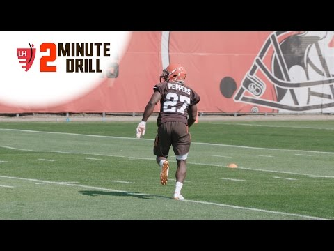 2 Minute Drill: Rookie Minicamp Day 2 Recap