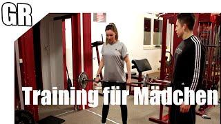 Fitness-Training für Frauen/Mädchen - Direkt richtig anfangen!