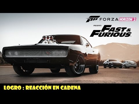 FH2 presents Fast & Furious | Logro : Reacción en cadena | GamePlay HD Xbox One