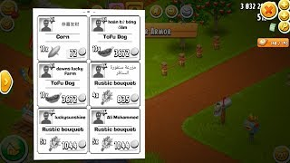 Hay Day Level 95 Update 3 HD 1080p