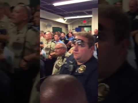 Chief Art Blakey's Last Roll Call as the MN State Fair Police Chief