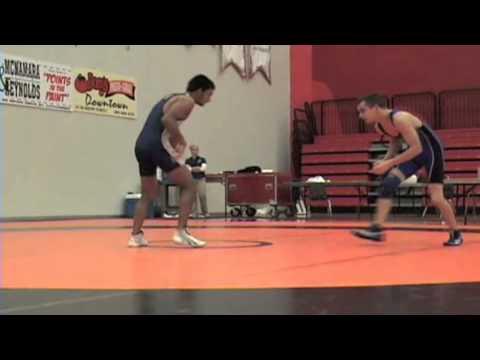 2010 Brock Open: 54 kg Ben Spitzke vs. Shujon Mazumder