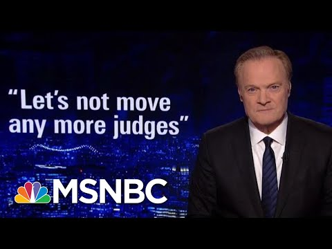 Lawrence: One Senator Could Block Donald Trump's Supreme Court Pick | The Last Word | MSNBC