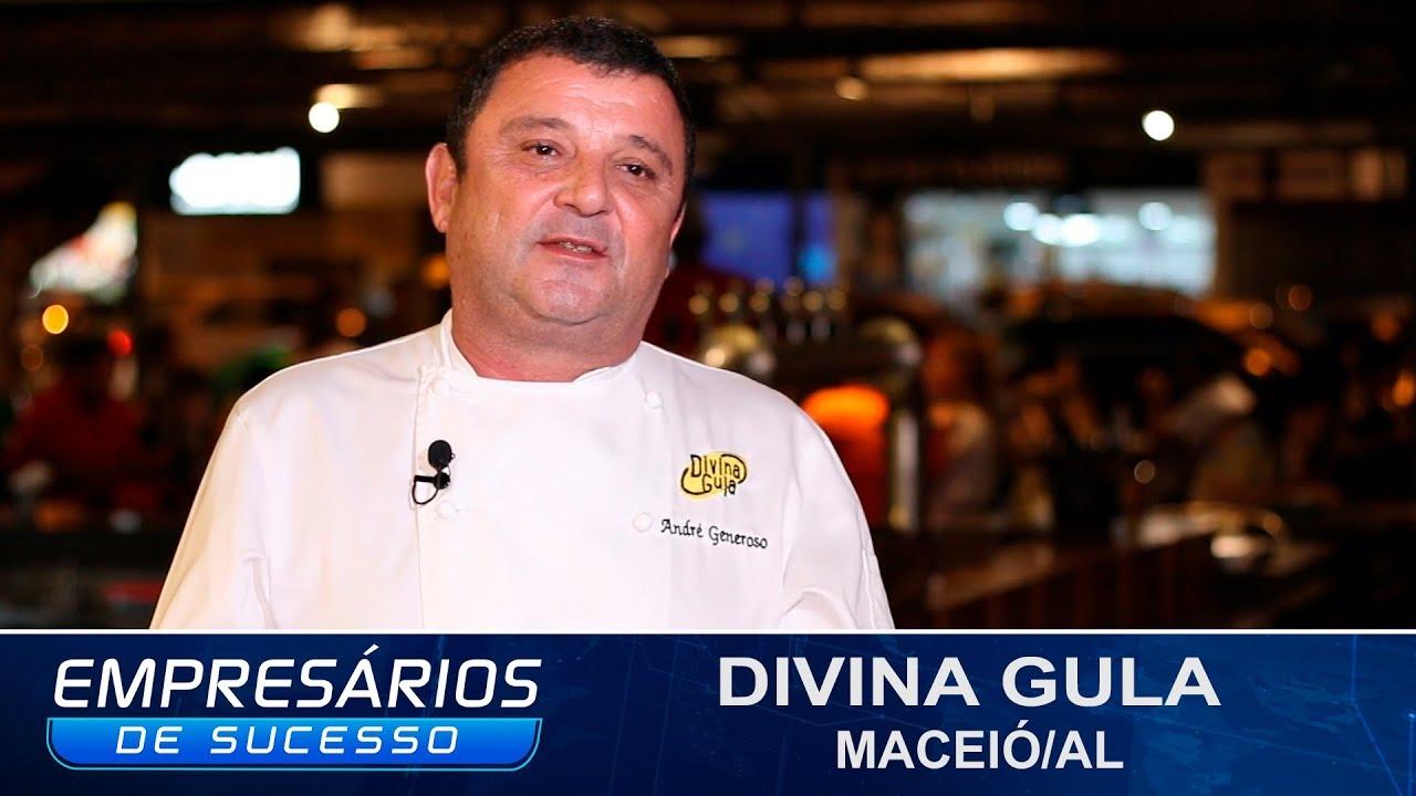 DIVINA GULA, MACEIÓ/ALAGOAS, EMPRESARIOS DE SUCESSO
