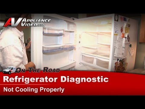 Refrigerator Repair Diagnostic Compressor Not Starting On