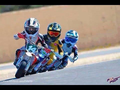 Ama 5 Year Old Racing Cobra 50cc Dirtbike Round 5 Twmm Youtube