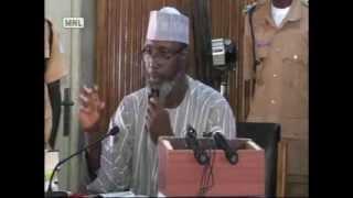 Shaikh Muhammad Auwal Adam Albani Zaria (Illar Bara da Maula a Musulunci 1)