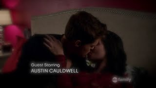 Switched at Birth 4x01 Bay and Emmett Romantic Make Out Scene