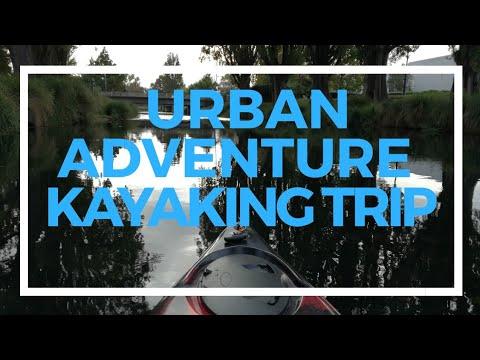 Urban Adventure Kayaking Trip