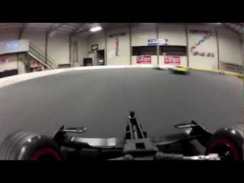 FGX F1 Radio Controlled Race Car POV @ Timezone II Hobbies Raceway LaCenter Washington