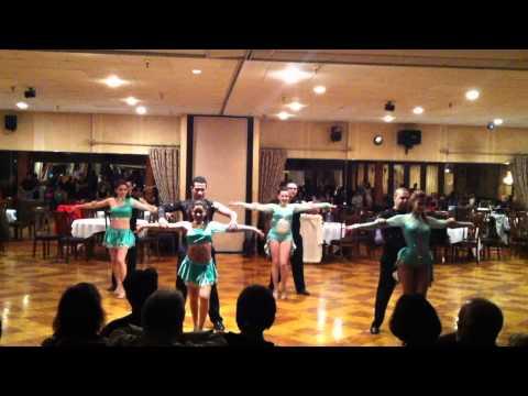 Muevete Dancers @ La Luna Dance Studio