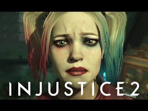 Injustice 2 - 2. The Girl Who Laughs: Harley Quinn [Poison Ivy, Scarecrow, Joker, Swamp Thing]