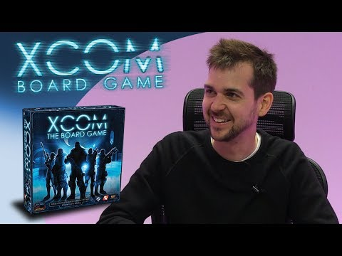 XCOM: The Board Game #1 - Crisis Alert