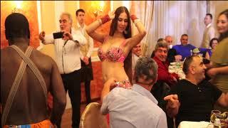 ЭТО ОГОНЬ! Красивые восточные танцы в ресторане Малаховскии очаг