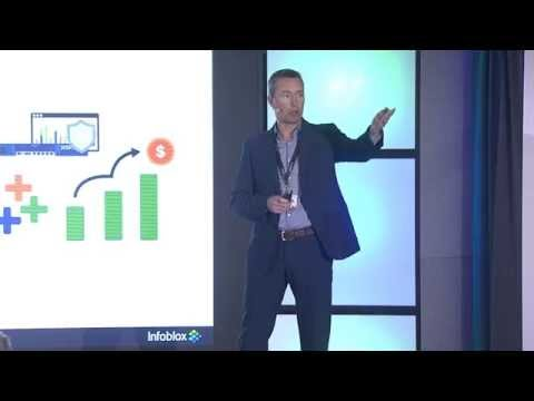 Infoblox Analyst Day 2015 | Part 1: Jesper Andersen, Chief Executive Officer