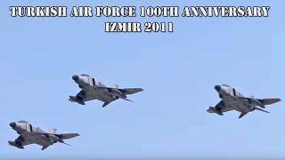 Airshow Turkey, Turkish Air Force Centenary Airshow, Izmir 2011