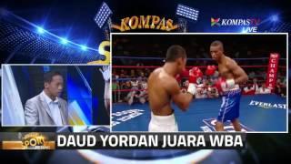 Daud Yordan Bicara soal Tinju dan Muhammad Ali