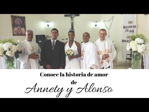 🔴EN VIVO CON ANNETY Y ALONSO CONOCE SU HISTORIA DE AMOR