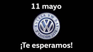 11 Mayo llega El Nucesa Volkswagen Day